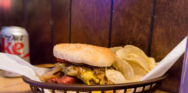 shooting star saloon star burger
