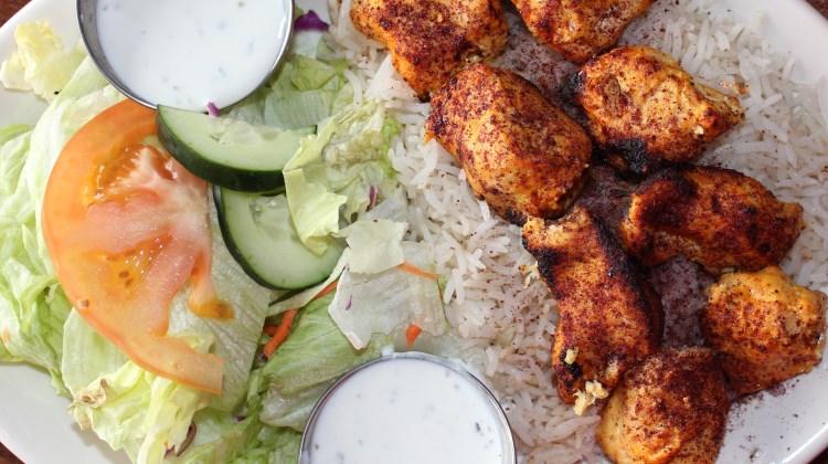 Afghan Kitchen menu