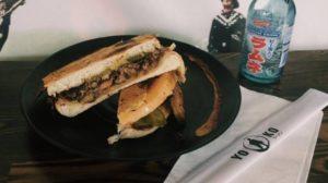 Yoko Ramen - cuban sandwich