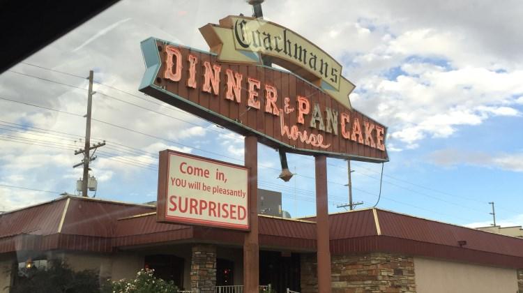 Coachmans Dinner & Pancake House menu