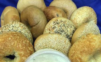 Ryans Bagel cafe - bagels, credit Ryans