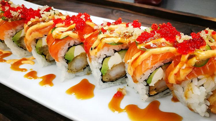 Sushi Stix menu