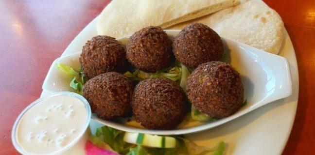 O Falafel, falafel. Credit Facebook.