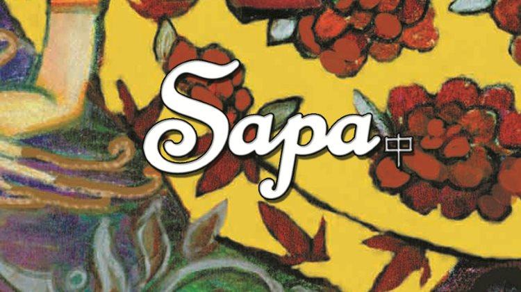 Sapa Sushi menu