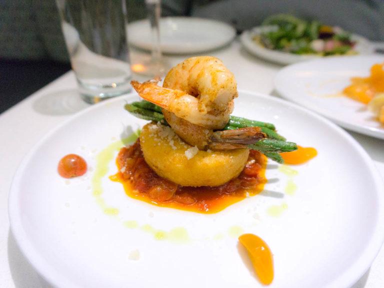 Stanza Italian Bistro menu