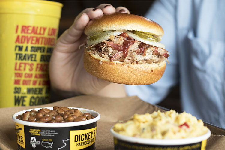 Dickey's Barbecue Pit SLC