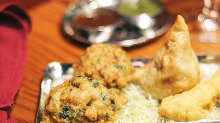 Bombay House menu