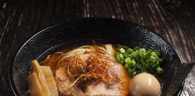 Tonkotsu Ramen Bar - Large shoyu ramen. Credit, Tonkotsu