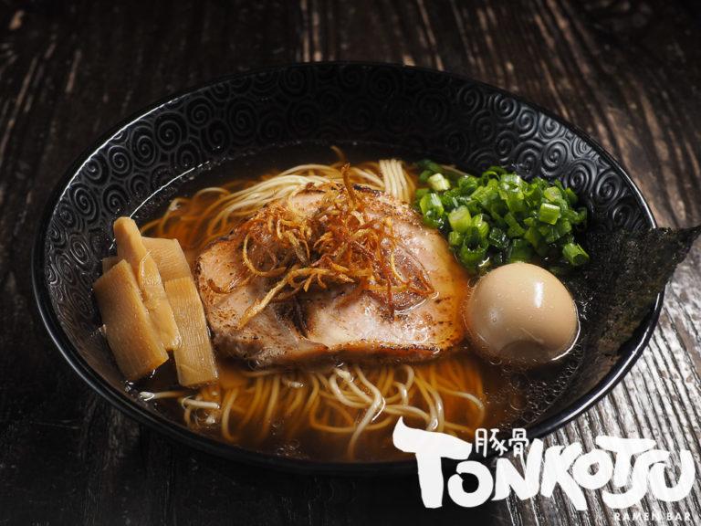 Tonkotsu Ramen Bar menu
