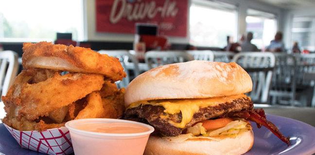 Hires Big H - burger andr rings. Credit Hires