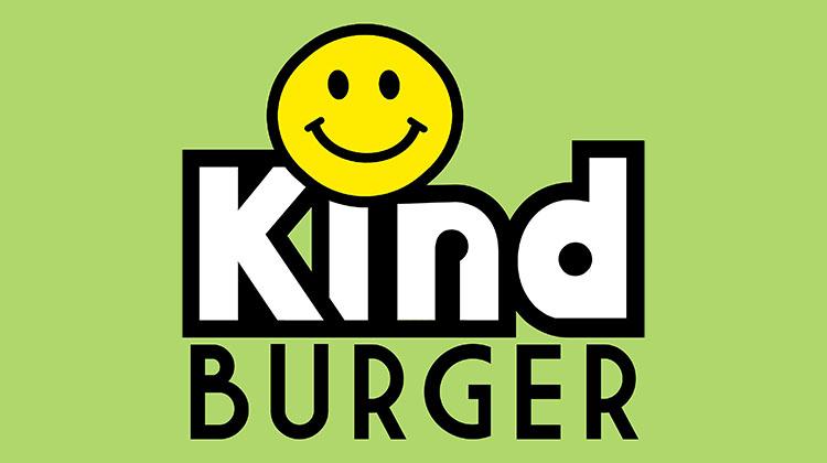 Kind Burger menu