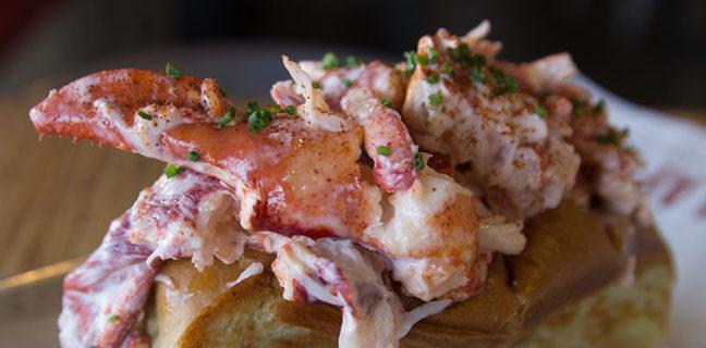 Slapfish - lobster roll