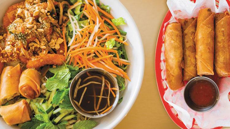 All Chay menu