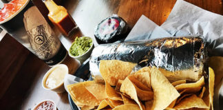 Freebirds World Burrito - credit Freebirds