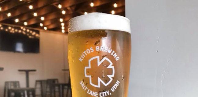 Kiitos Brewing in Salt Lake City. Credit Kiitos