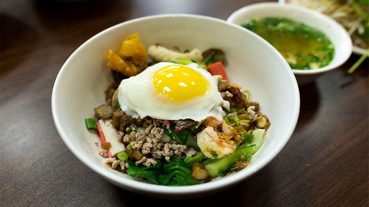 Pho Hue Ky menu