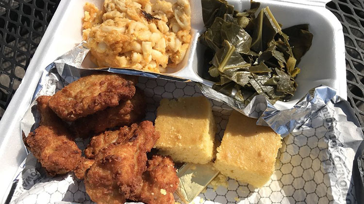 Soul Of Salt Lake food truck cuisine