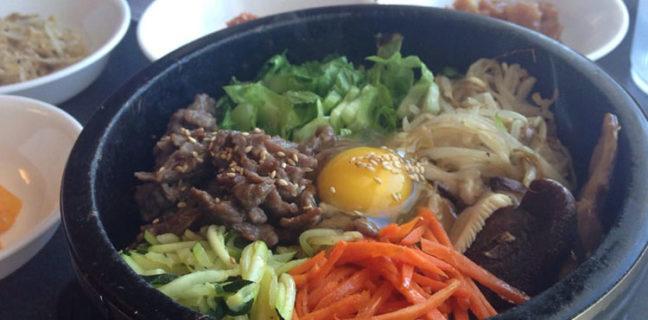 Korea House Restaurant cuisine (Emily N)