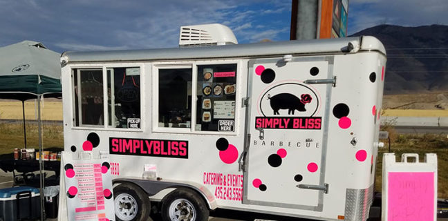 Simply Bliss Bakery And BBQ food truck (Simply Bliss)