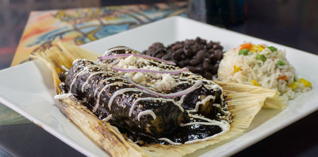 Rico Cocina - tamales