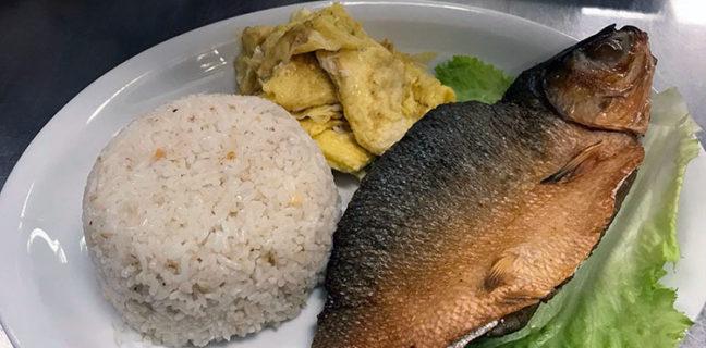 Al' s Cafe - whole fish (Al's Cafe)
