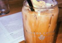Campos iced coffee (Martin S)
