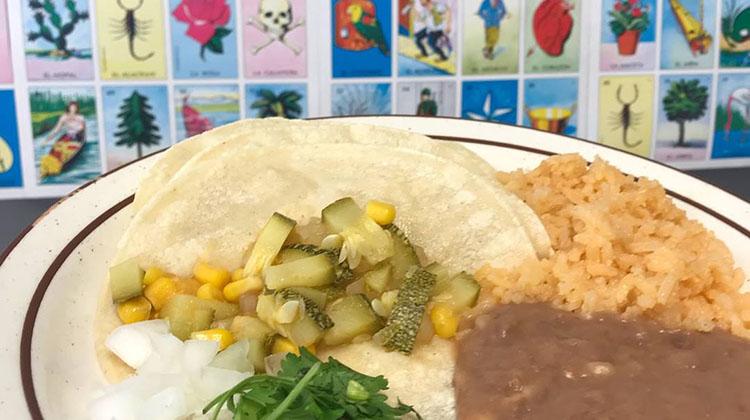 Taqueria Los Lee menu