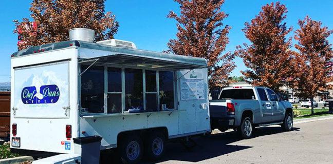 Chef Dan's Style food truck (Chef Dan's)