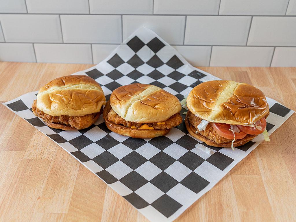McDonalds 2021 chicken sandwiches