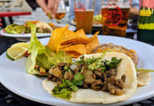 Uinta Brewhouse - tacos and craft beer (Uinta)