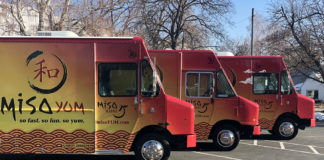 Miso Yum food trucks