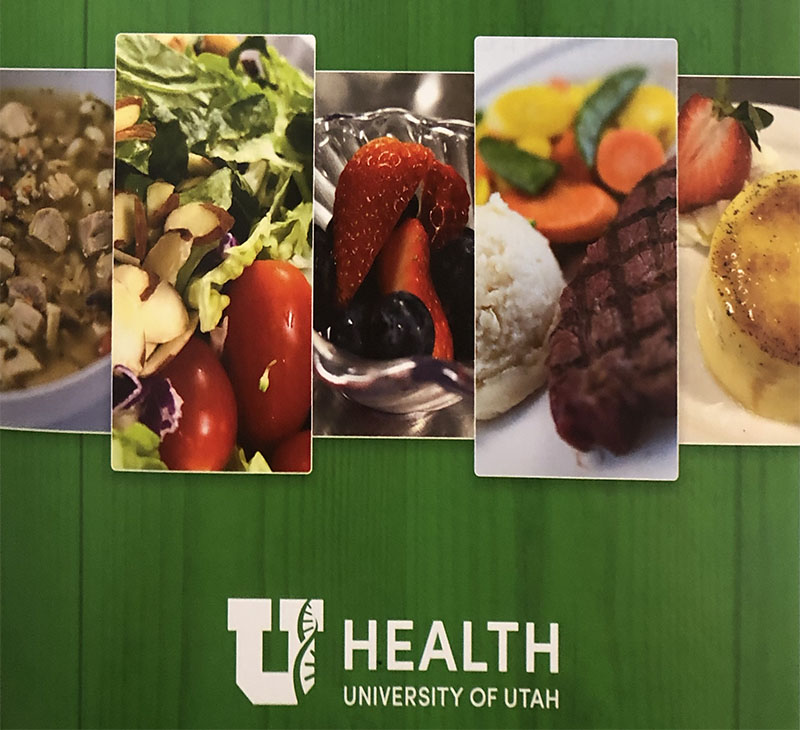 University Of Utah Hospital In Patient menu