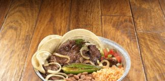 Hacienda Mexican Grill - carne asada (Hacienda Mexican Grill)