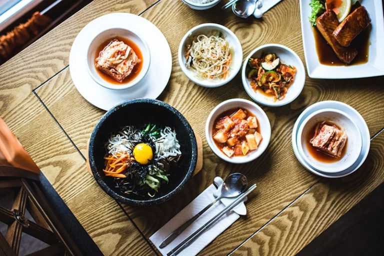Seon Korean BBQ menu