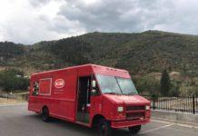 The Red Food Truck Utah