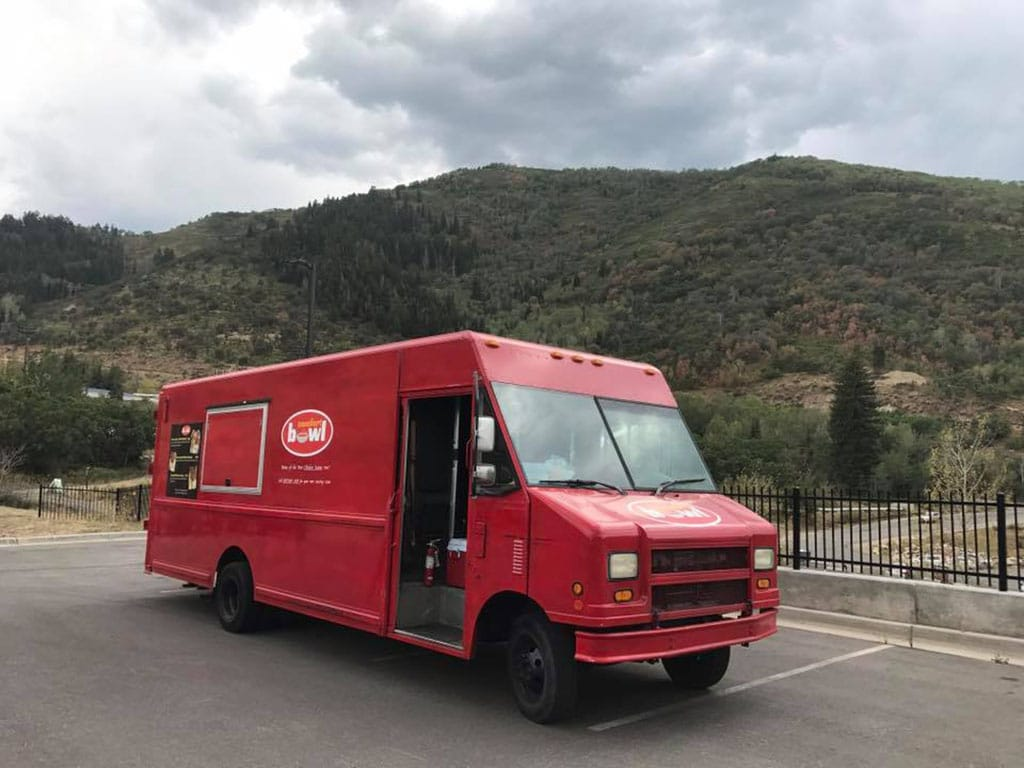 The Red Food Truck Utah