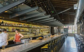 Under Current bar interior