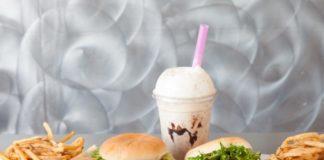 Tonyburgers burgers (Tonyburgers)