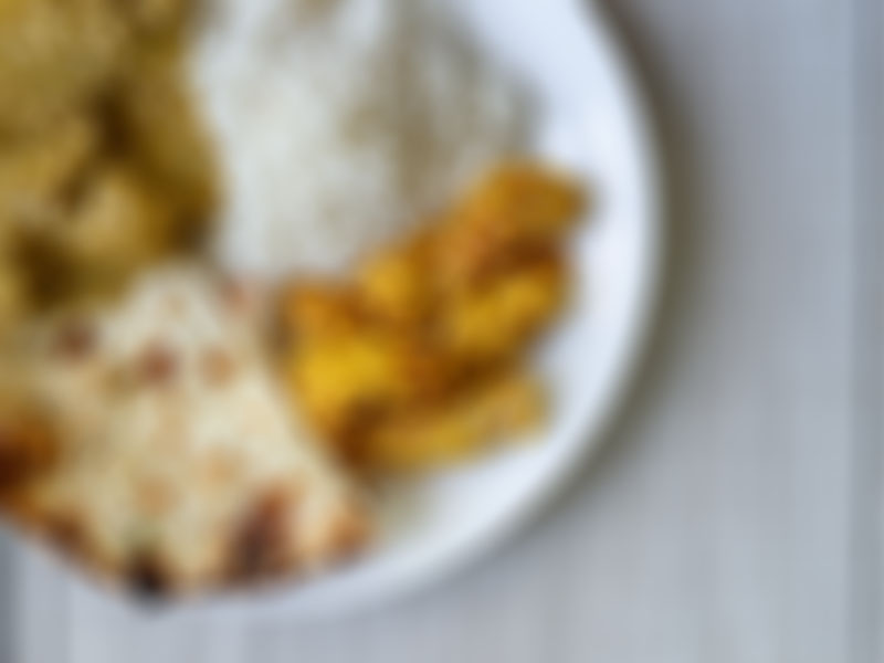 Generic Indian food