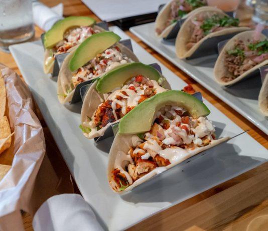 Taqueria 27 tacos
