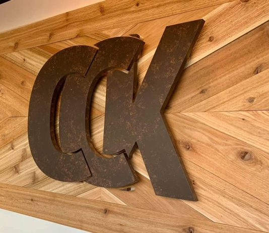 Craft Cultivate Kitchen sign