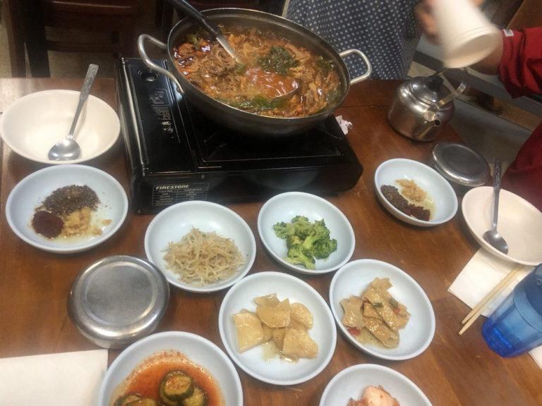 Jang Soo Jang menu
