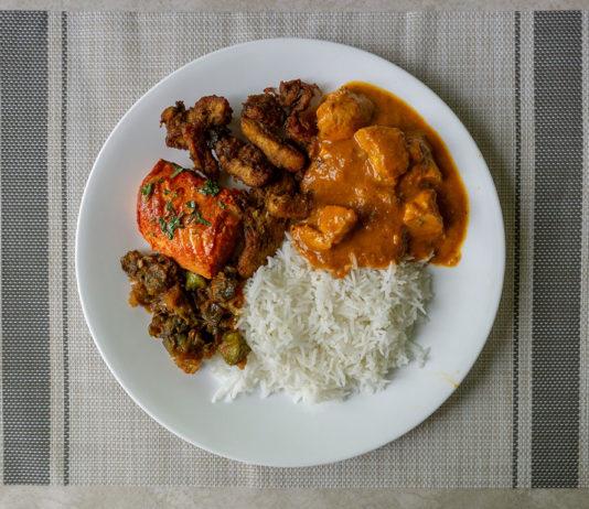 Saffron Valley cuisine