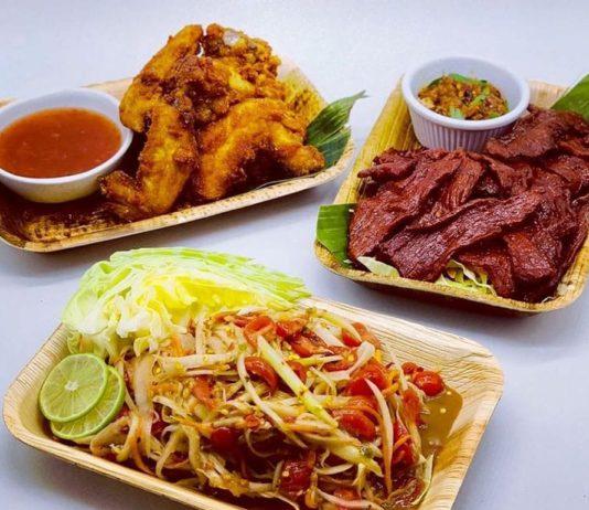 Tuk Tuks - thai food