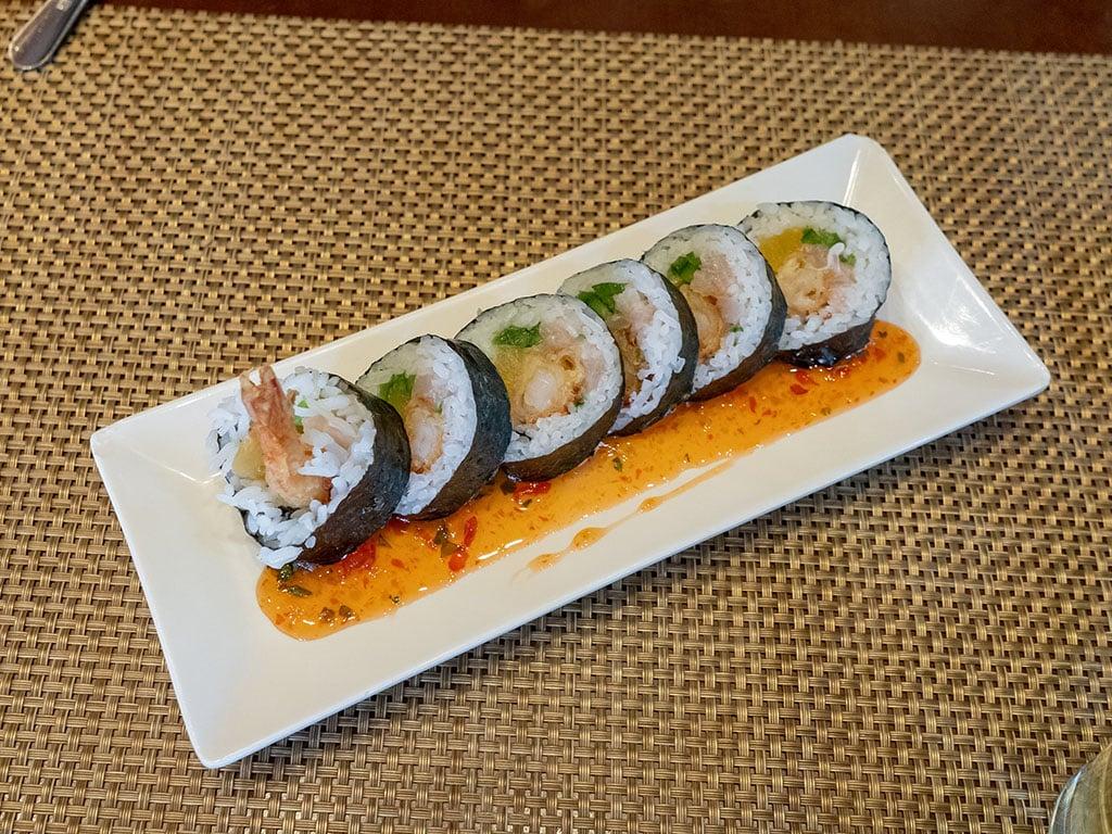 Yellowfinn Grill And Sushi Bar Menu Slc Menu