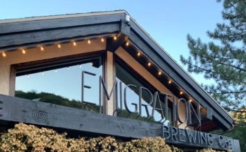 Emigration Brewing Co exterior (Salt Plate City)