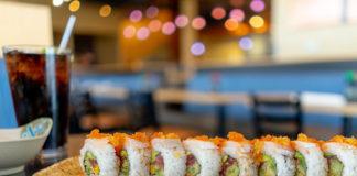 Tsunami - sushi roll