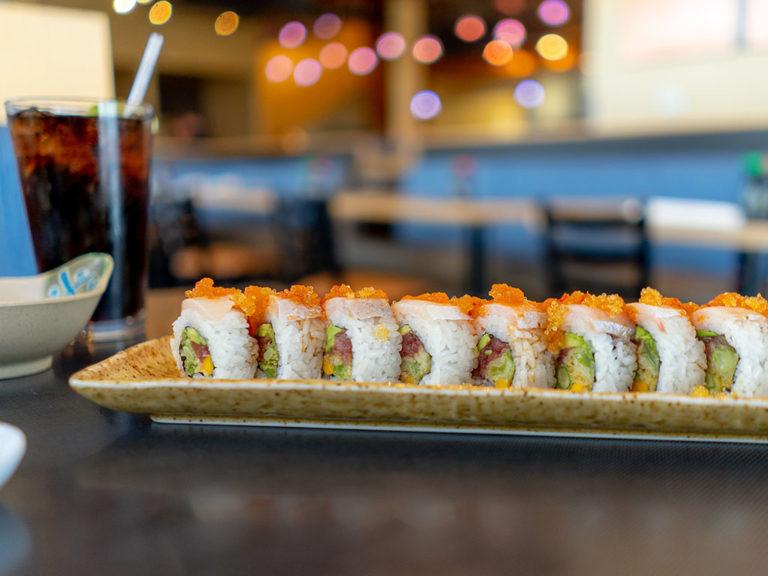 Tsunami Restaurant And Sushi Bar menu