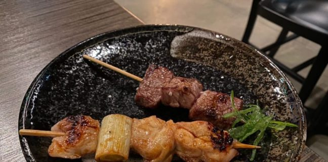Nohm - skewers (Salt Plate City)