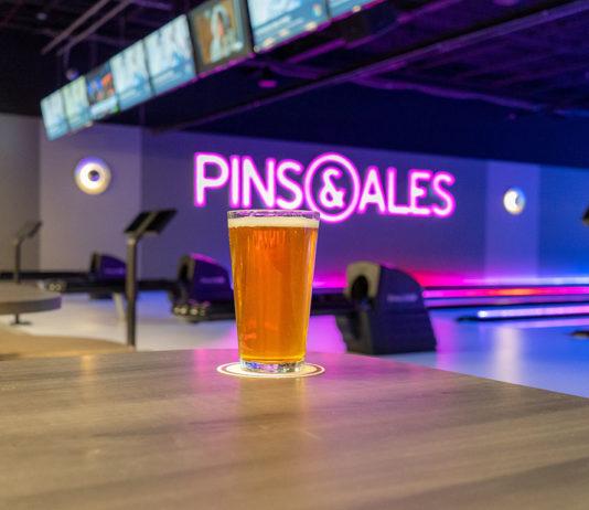 Pins And Ales beer